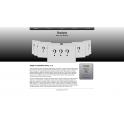 3D hlavička pro foto s fixním menu