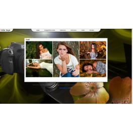 Šablona pro Wordpress - fotograf